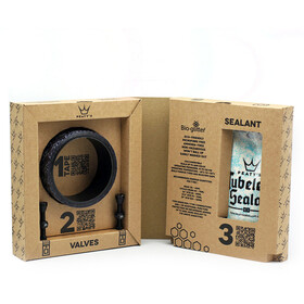 Peaty's Enduro/DH Wide Tubeless Conversie Kit 35mm